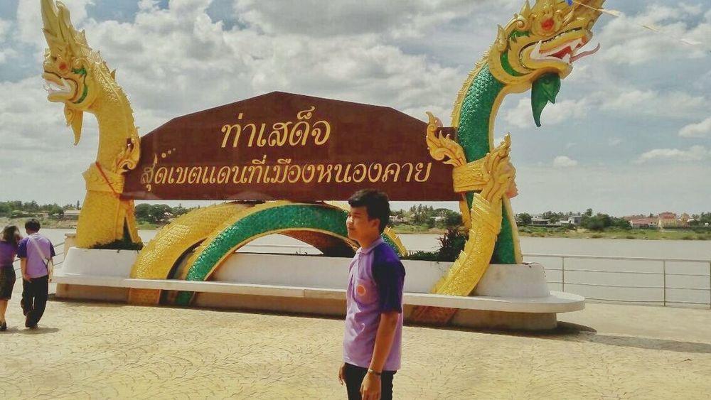 Tha sadet in Nongkhai,thailand NongKhai,ThaiLand Nongkhai Thailand Thai First Eyeem Photo