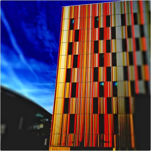 Leuven IPhoneography Belgium IPhone Photography Building Streetphotography Colorful Colors