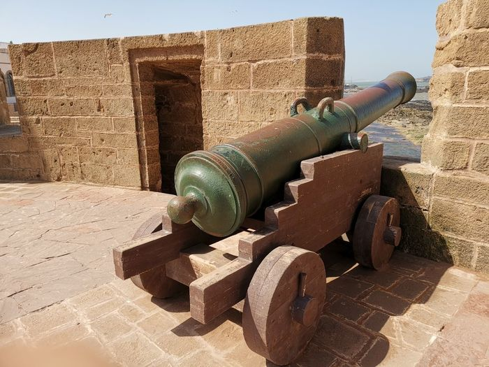 Cannon History