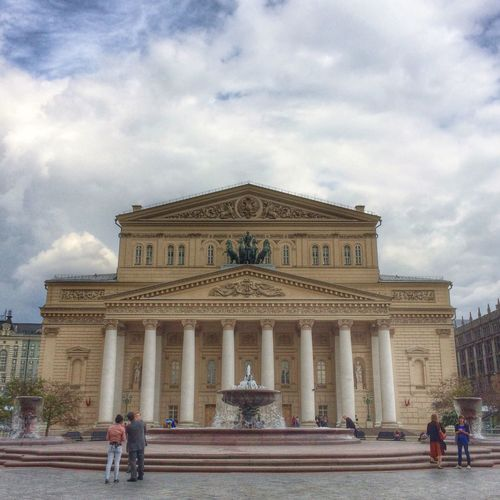 IPhoneography Streetphotography Architecture Russia