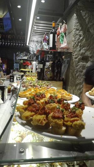 Basque Country Spanish Food