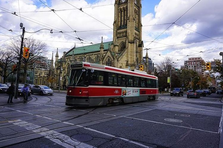 Donwtown Toronto