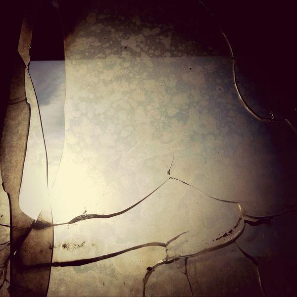 Photography Window Brokenwindows Sunshine broken window~fire cecuphotographie