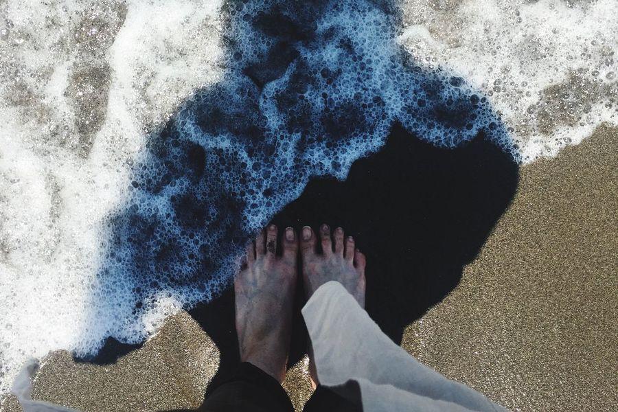 Sea Seaside Seashore Sea Side Wave Nature Sand Sand & Sea Sand And Sea Water Good Feeling Iran Iran♥