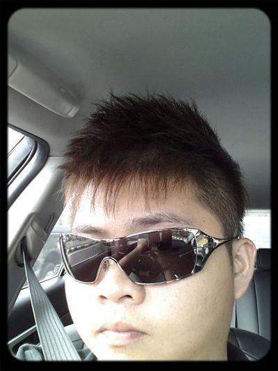 Handsome? Haha XD