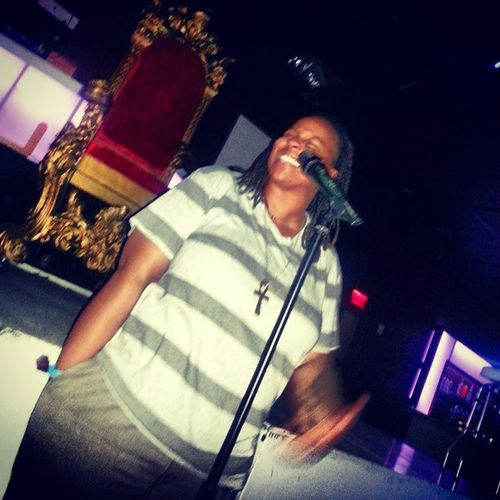 @iamlovereigns QueensofPoetry Jacksonville Fl Purenightclub ThePoetrySpot MosesWest 3/24/13
