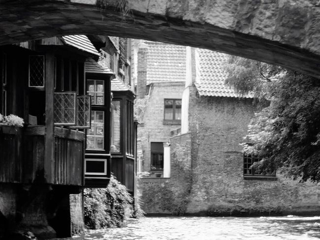 Architecture Built Structure Building Exterior No People Day Outdoors Water Brugge Belgium Edendessart