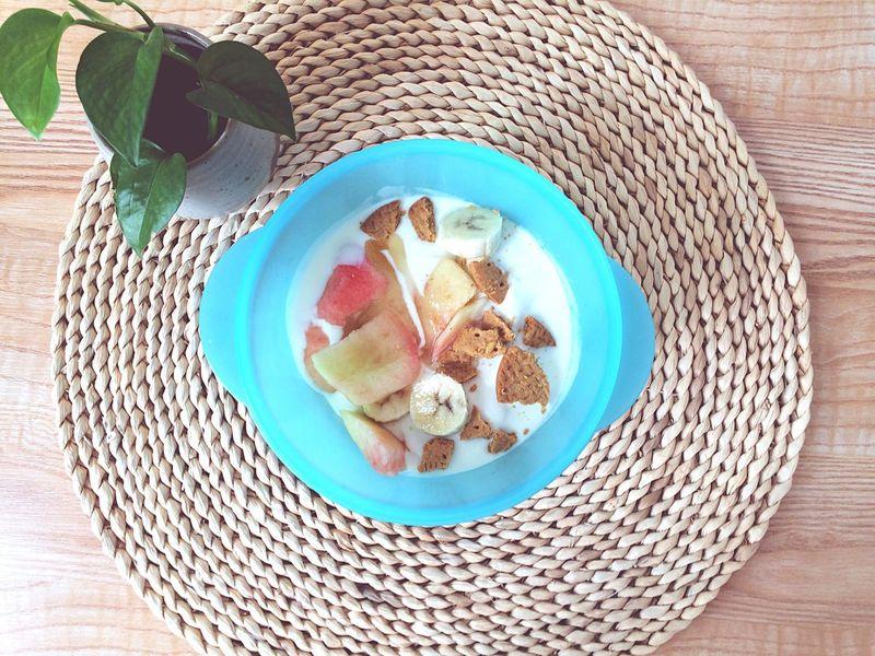 Breakfast Salad Table Setting Zen Fruit Salad