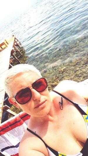 Sea Sunglasses Summer Bikini Vacations