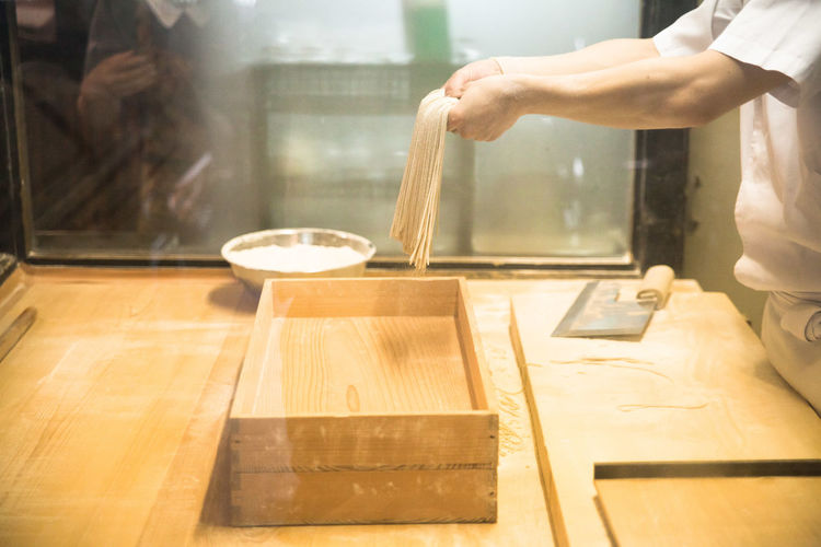 Soba perfection from Meiji times at 神田まつや / Kanda Matsuya. Tokyo Kanda Japan Food Japanese Traditions for more photos on this experience checkout my blog at www.eyefortheworld.com