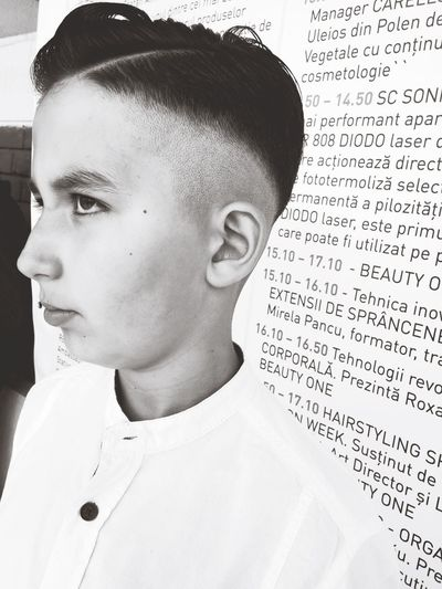 Contest Haircut Shorem Haircut Bucharest Rotterdam