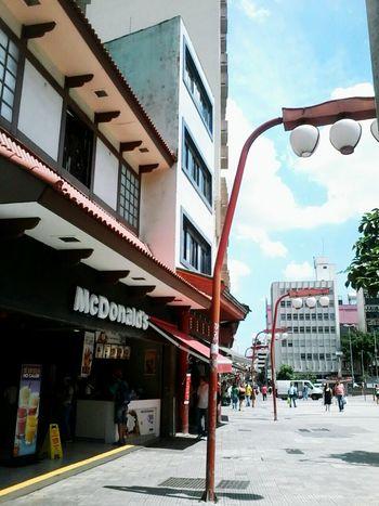 Liberdade São Paulo, Brasil Brazil São Paulo Sao Paulo - Brazil The Global Eyeem Adventure São Paulo São Paulo City Mc Donald's Japanese Style Oriental Stories From The City