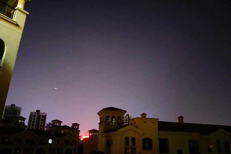sky in sanya