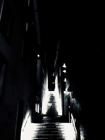 Black And White Stonegraphix No People Stairs Escaliers Scale  Treppe Bianco E Nero Noir Et Blanc Ombres Et Lumières Nero Lights Lausanne AI Now