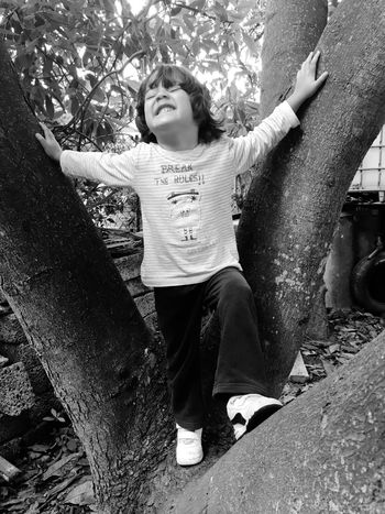 Black & White Beachphotography Blackandwhite Photography One Person Casual Clothing Real People Leisure Activity Front View Child Lifestyles Childhood Full Length Innocence Portrait