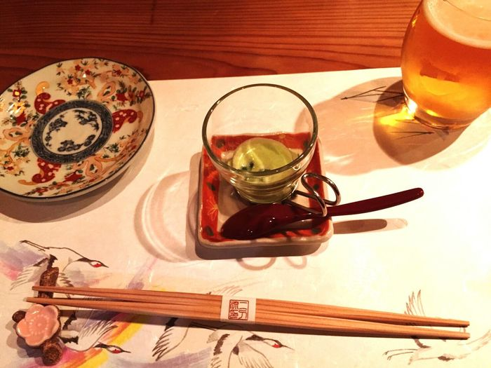 Drink Healthy Eating Freshness Indoors  Tea - Hot Drink No People High Angle View Refreshment Table Food And Drink Drinking Glass Day Enjoying Life Relaxing Selfie 和食 Japanese Food Japanese Style Japanese Culture 二刀流 Nitoryu