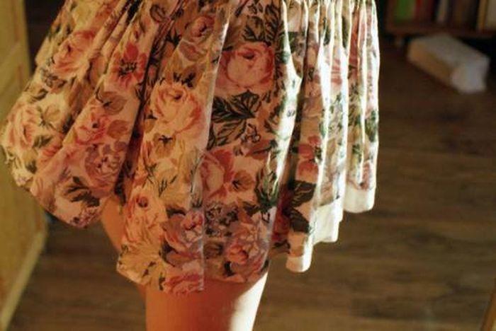Floraldress
