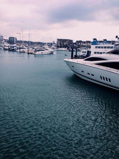 Hanging Out Taking Photos Enjoying Life Blue Boats Southampton Travel England Vscocam