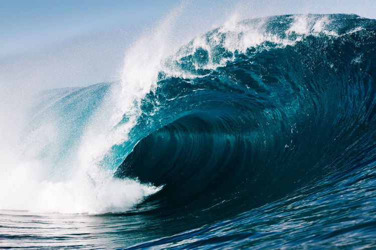 fronton EyeEm Best Shots EyeEm Nature Lover EyeEmNewHere Nature Nature Photography Surf Wave Beauty In Nature Blue Day Eye4photography  Motion Nature Nature_collection No People Ocean Outdoors Power Power In Nature Sea Surfing Water Wave Waves Waves, Ocean, Nature