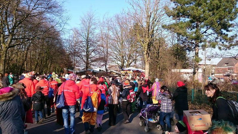 Karneval in Kleinenbroich! Helau!