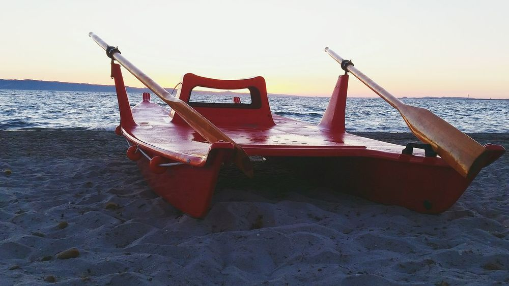 Sea Sos Boat Red Help Sunset Nature Shotonsamsungs5 Shotonsamsung