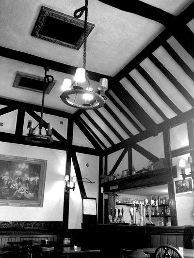 Blackandwhite Building Architecture Architecture_bw EyeEm Best Shots Pub Bar