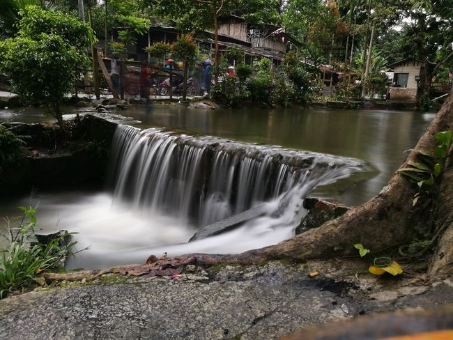 Waterfall NewYear2017 Oldfriends Enjoy