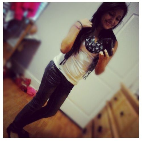 If You Can Make Me Smile(: Ill Rememeber You!(: