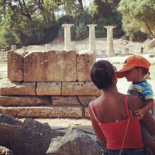 What I Value Education with my youngest Student Ελλάδα Our History That's Me Traveling Scenes From My Travels Archaeological Heaven Archaeology