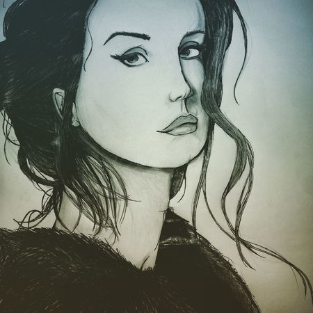 Draw Drawing Art Illustration Rey