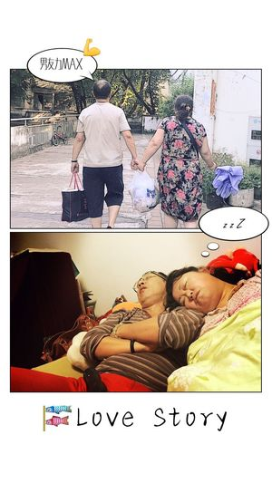 Parents Lover Love Couple Couples People Love Each Othe Sleeping Share Cartoon People Together 43 Golden Moments Shenzhen Shenzhen.China China Guangdong Province Showcase July Show Low Az