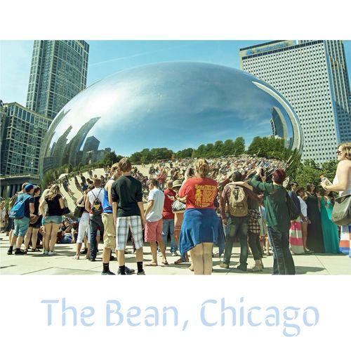 The Bean, Chicago AsDigiClicks EyeEm Best Edits EyeEm Best Shots Chicago