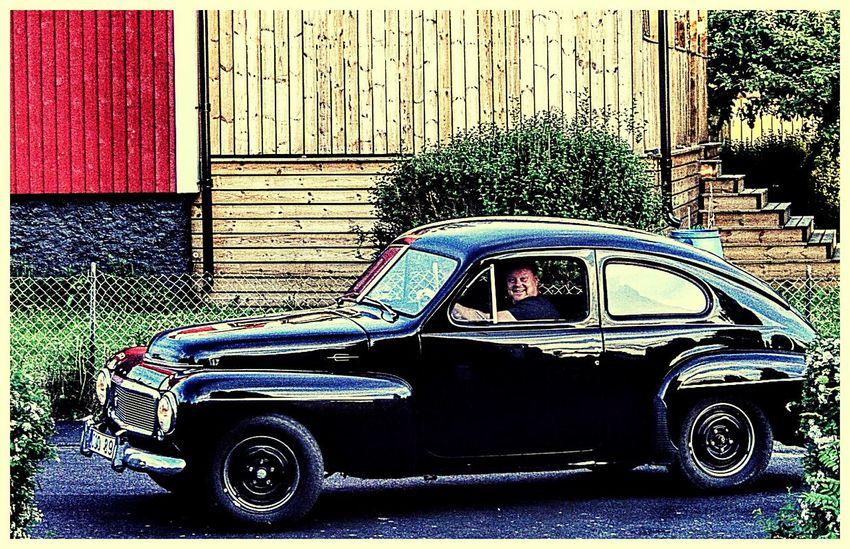 Old Car Volvo Pv EyeEmBestPics