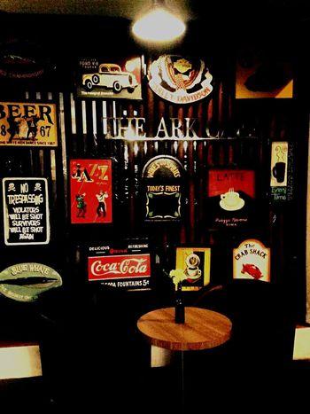 THE ART Art Cafe Dark Feelinggreat Circumstances