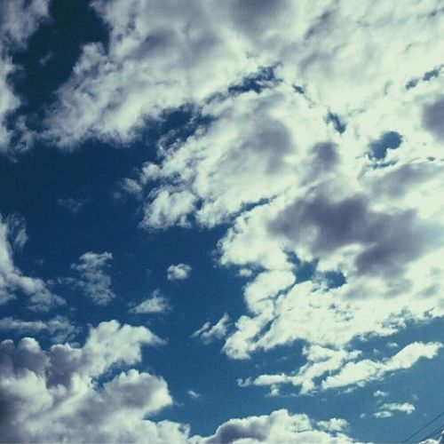 Nuvens!