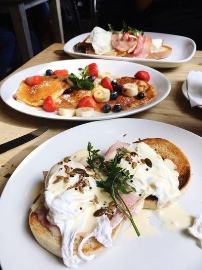 ShareTheMeal Eggbenedicts Pancake Englishbreakfast Food Food And Drink Breakfast Organic Food United Kingdom