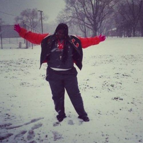 snow day at tc❄❄