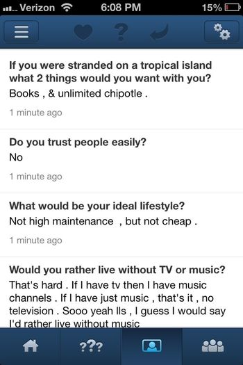 C'mon y'all . ASK ME QUESTIONS . I Really Dont Care What Y'all Ask . Who, What , When , Where , Why , Or How , Idgaf . Just Askkkkkk . ask.fm/rebelliontori