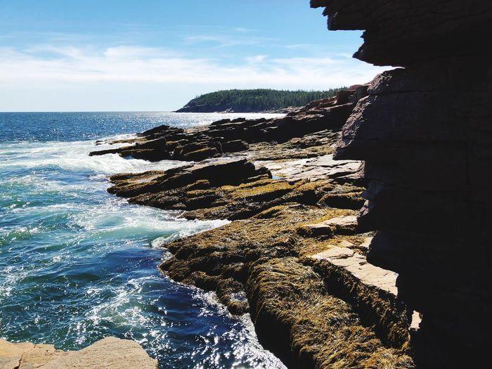 Coastline Cave