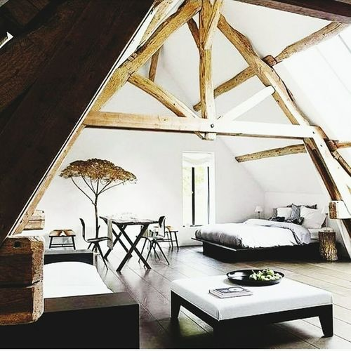 Idea... Loft (picture: dailyart)