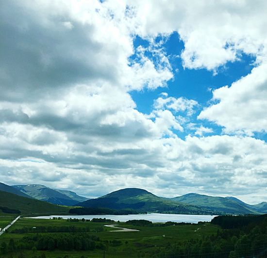Last week I fell in love....with The Highlands Scotland