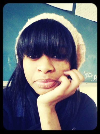 In Class Yesterday :)