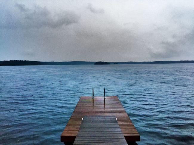 Lakeart in Finnland Finland Lake View Lake Enjoying Life