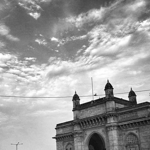 New project launching soon. MumbaiInBlackandwhite Mumbai Photography