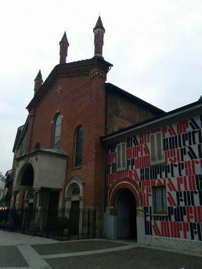 Milano San Calimero Nuvoloso Mattina Nexus5 Nexus5photography