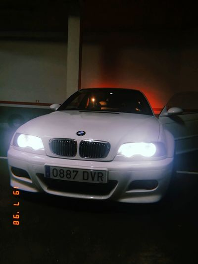 Car Illuminated