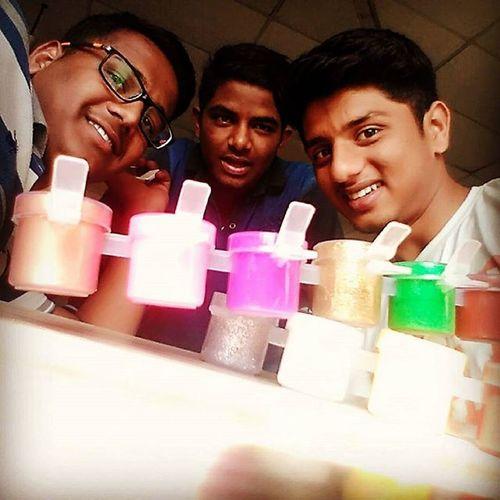 Friends TDC_practical TP Selfie Time . Colours 😜😜😜😜😜😜😜😜😜😝 😘😘😘😘😘😘😘😘😘😘