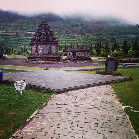 Candi_arjuna Dieng Lingkarindonesia Indonesiantraveler indonesia exploreindonesia