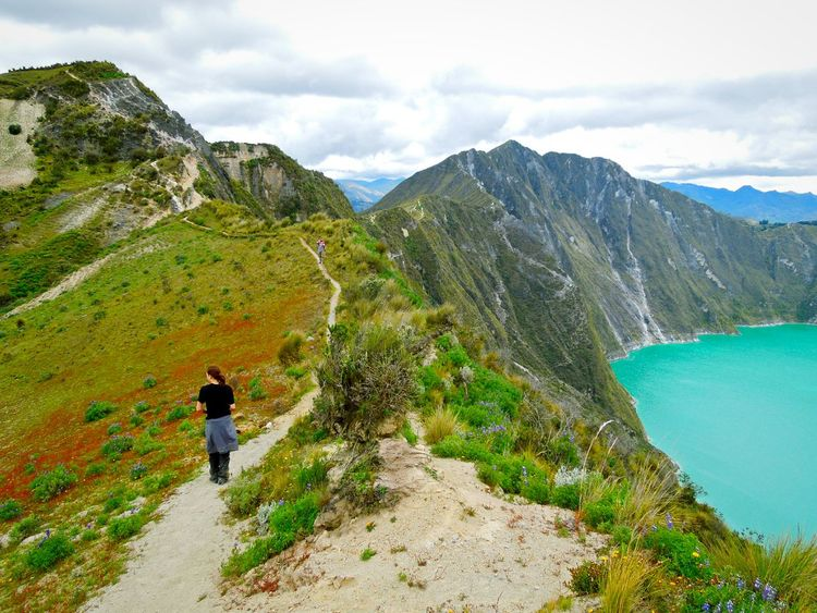 Hikingadventures Naturelovers Thegreatoutdoors-2016eyeemawardsNatural Beauty Nature Photography Nature Trekking Hiking❤ Hiking Traveltheworld Travel Travel Photography Wanderlust From My Point Of View Ecuador♥ Ecuador Quilotoa Quilotoaloop Quilotoa Ecuador Landscape Landscape_Collection Feel The Journey EyeEm Nature Lover EyeEm Best Shots Original Experiences Lost In The Landscape