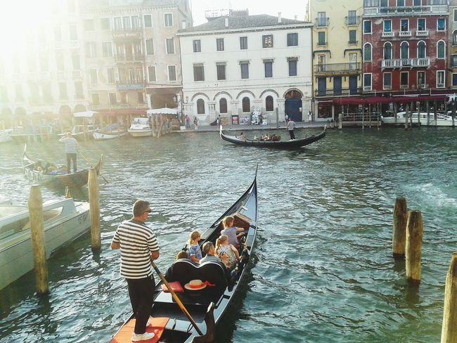 Gondola Venezia The Street Photographer - 2017 EyeEm Awards